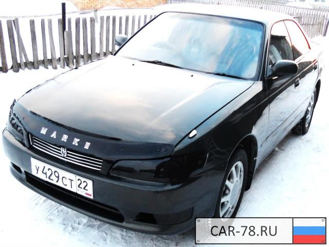 Toyota Mark II Новосибирск