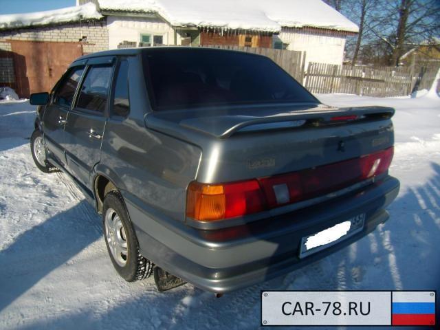ВАЗ 2115 Владимирская область