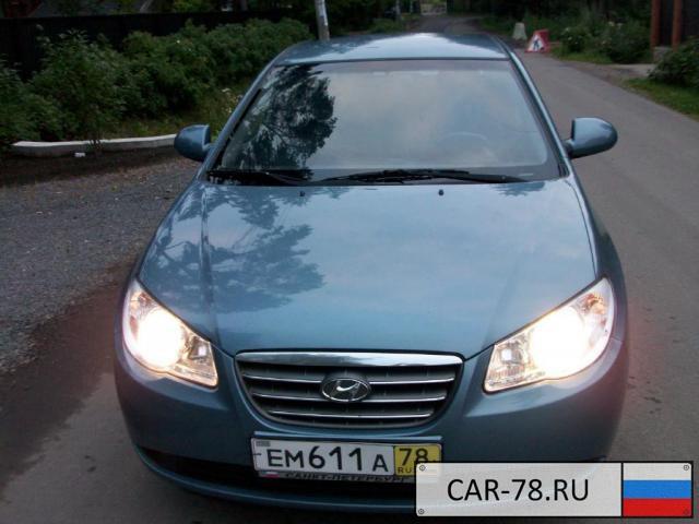 Hyundai Elantra Санкт-Петербург