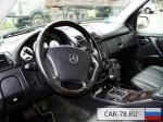 Mercedes-Benz M-class Санкт-Петербург