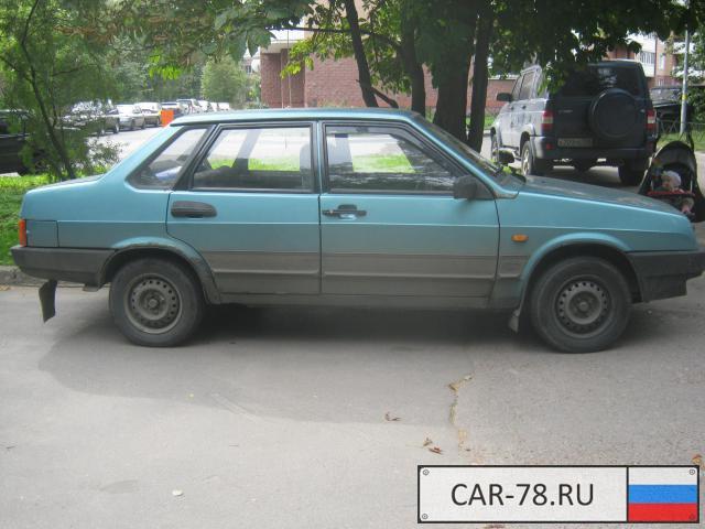 ВАЗ 21099 Санкт-Петербург