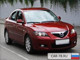 Mazda 3 Ленинградская область