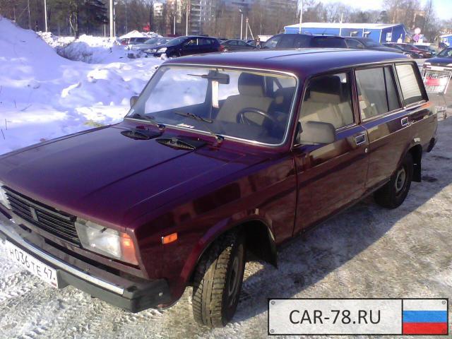 ВАЗ 2104 Ленинградская область
