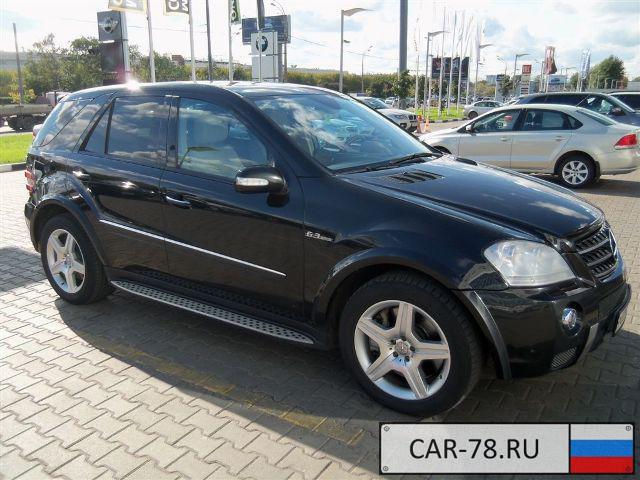 Mercedes-Benz M-class Москва