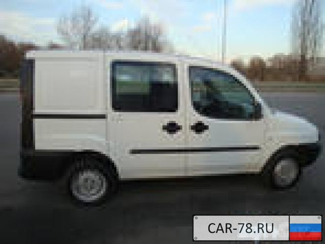 Fiat Doblo Москва