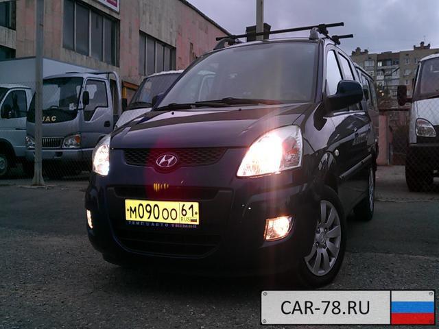 Hyundai Matrix Ростовская область