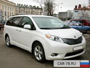 Toyota Sienta Санкт-Петербург