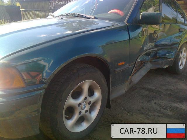 BMW 3 Series Ленинградская область