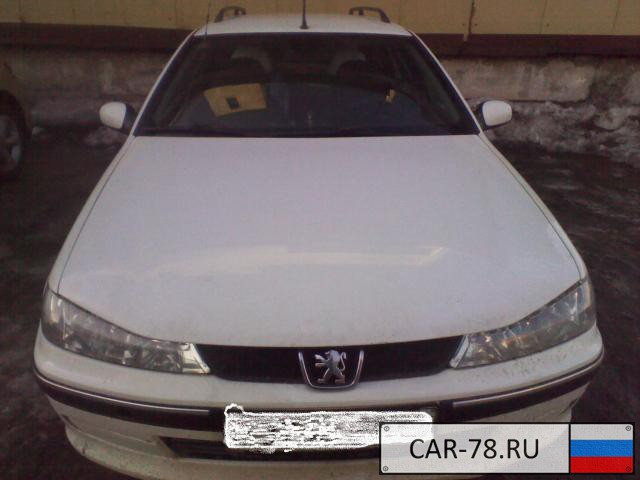 Peugeot 406 Вологда