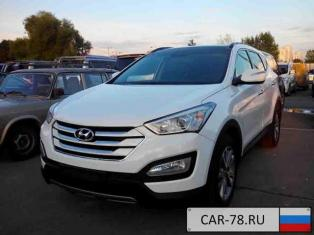 Hyundai Santa Fe Москва