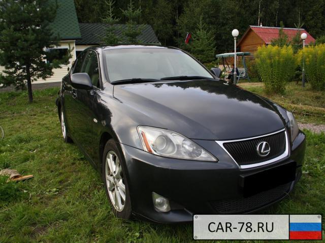 Lexus IS Санкт-Петербург