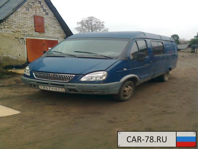 ГАЗ 3309 Ленинградская область