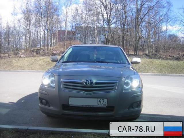 Toyota Avensis Ленинградская область