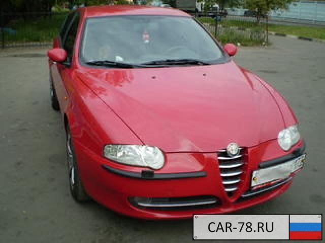 Alfa Romeo 147 Москва