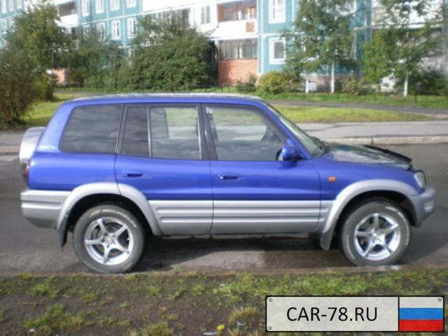 Toyota RAV 4 Санкт-Петербург