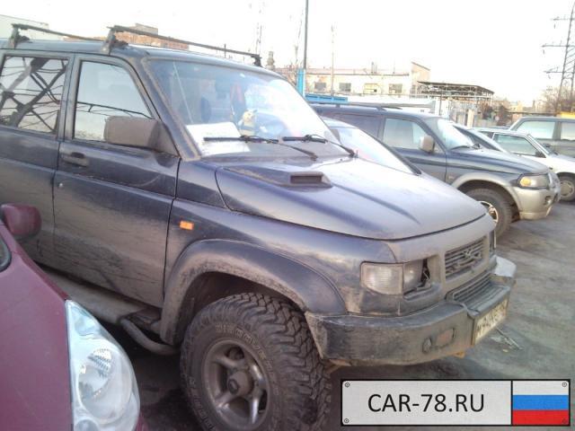 УАЗ Симбир 31622 Санкт-Петербург