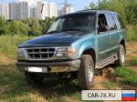 Ford Explorer Москва