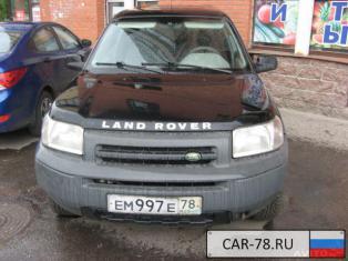 Land Rover Freelander Санкт-Петербург