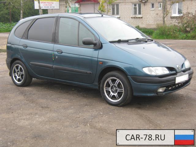 Renault Scenic Ленинградская область