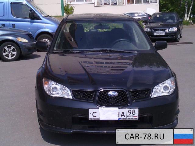 Subaru Impreza Санкт-Петербург