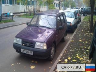 Иж 21261 Санкт-Петербург