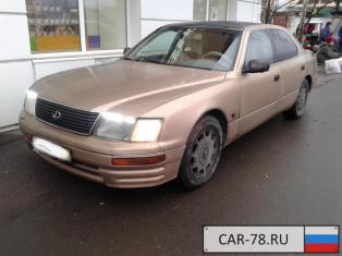 Lexus LS Санкт-Петербург