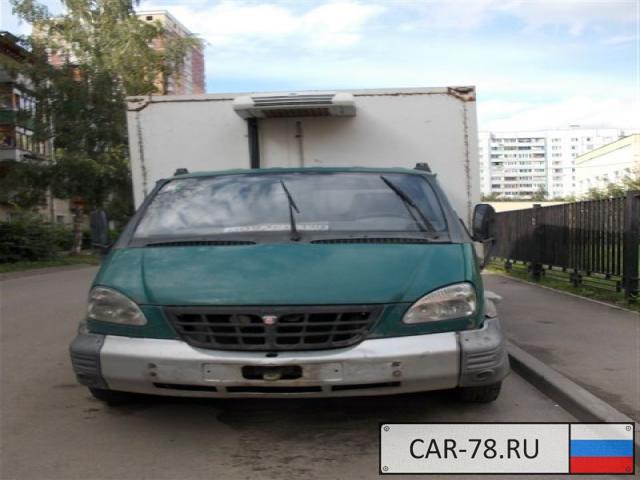 ГАЗ 3310 Москва