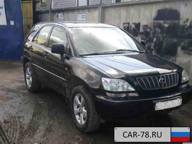 Lexus RX Московская область