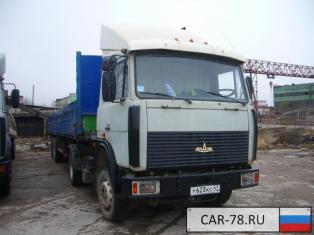 МАЗ 54322 Ленинградская область