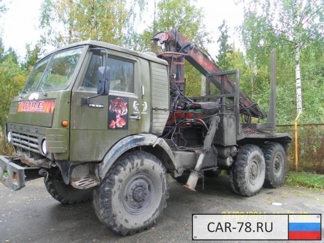 Камаз 4310 Санкт-Петербург