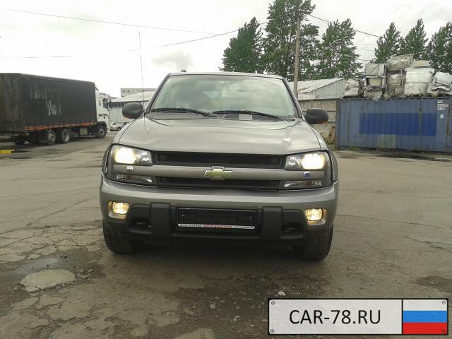 Chevrolet TrailBlazer Санкт-Петербург