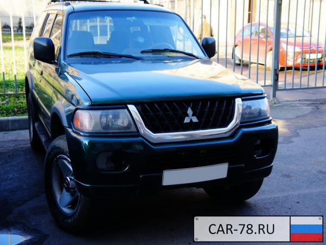 Mitsubishi Montero Санкт-Петербург