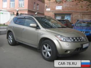 Nissan Murano Санкт-Петербург