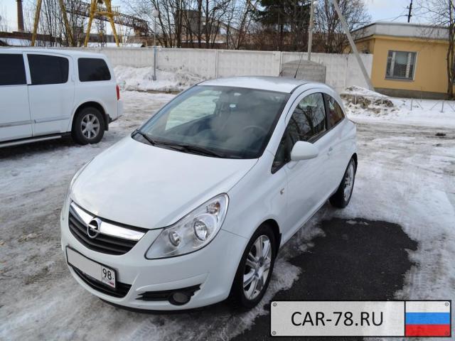 Opel Corsa Санкт-Петербург