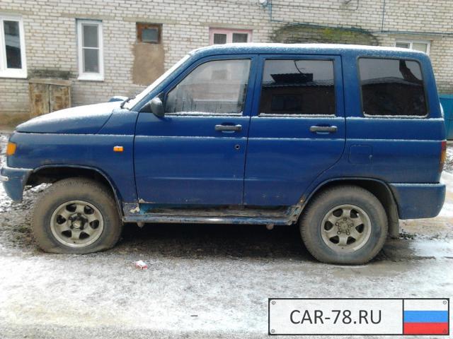 УАЗ Симбир 31622 Ленинградская область