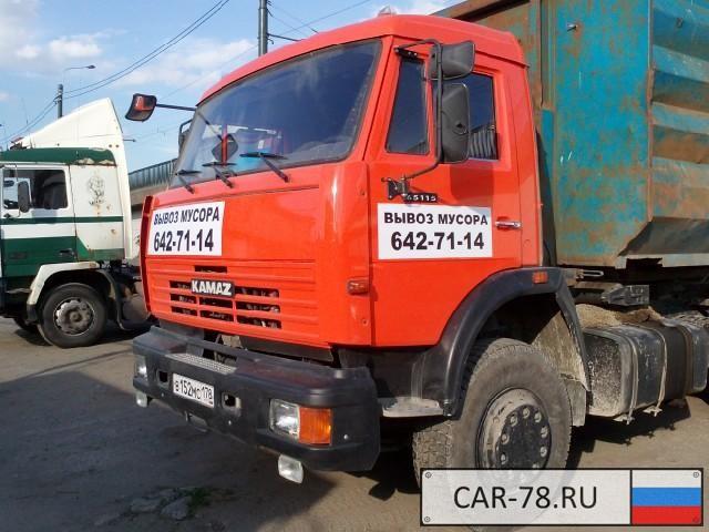 Камаз МСК-16 Санкт-Петербург