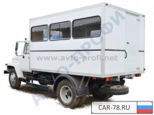 ГАЗ 3307 Нижний Новгород