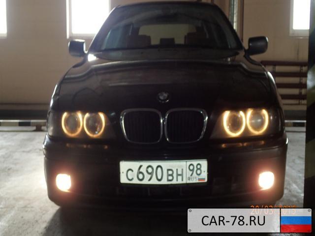BMW 5 Series Санкт-Петербург