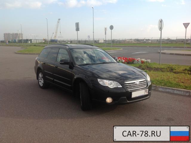 Subaru Outback Санкт-Петербург