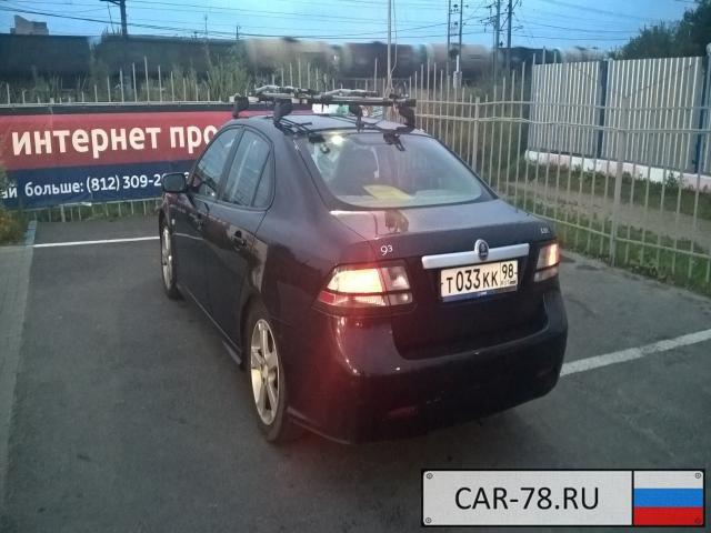 Saab 9-3 Санкт-Петербург