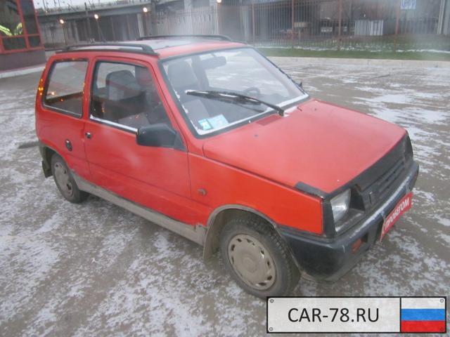 ВАЗ 1111 Ока Санкт-Петербург
