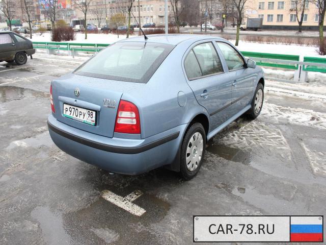 Skoda Octavia Санкт-Петербург