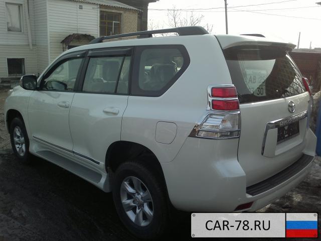 Toyota Land Cruiser Челябинск