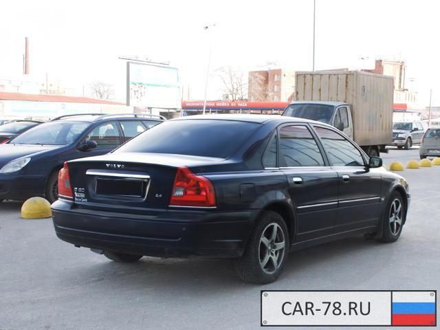 Volvo S80 Санкт-Петербург