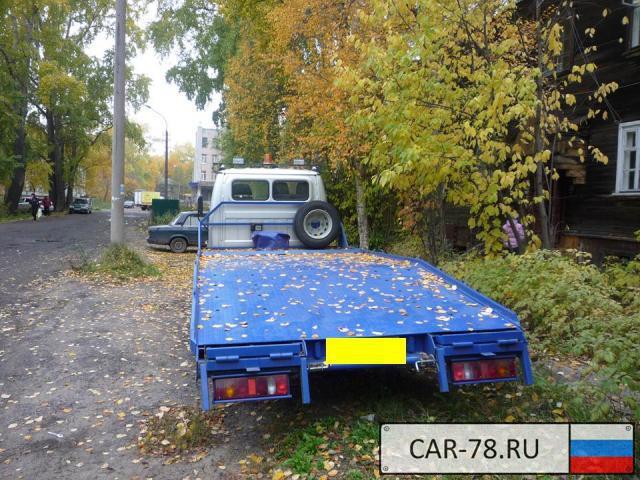 ГАЗ 33104 Санкт-Петербург