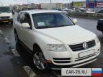 Volkswagen Touareg Москва