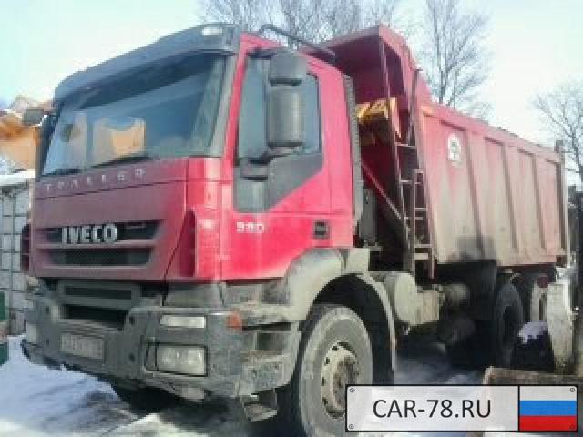 Iveco EuroTrakker Ленинградская область