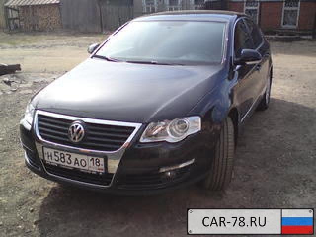 Volkswagen Passat Ижевск