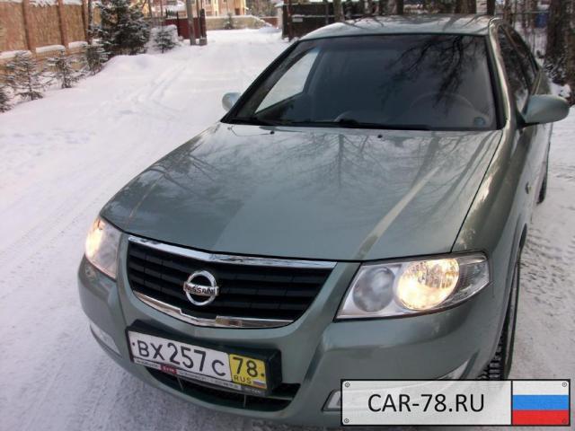 Nissan Almera Санкт-Петербург