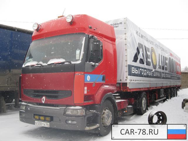 Renault Premium Санкт-Петербург